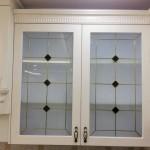 شیشه درب کابینت 5