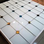 شیشه سقف سرویس بهداشتی شماره 1 نمای 8