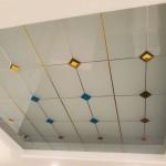 شیشه سقف سرویس بهداشتی شماره 1 نمای 3
