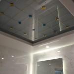 شیشه سقف سرویس بهداشتی شماره 1 نمای 4
