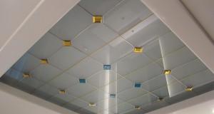 شیشه سقف سرویس بهداشتی شماره 1 نمای 5