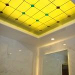 شیشه سقف سرویس بهداشتی شماره 1 نمای 1