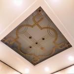 شیشه سقف سرویس بهداشتی شماره 2      نمای 5