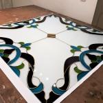 شیشه سقف سرویس بهداشتی شماره 3 نمای 8