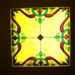 شیشه سقف سرویس بهداشتی شماره 3 نمای 3