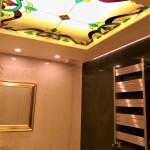 شیشه سقف سرویس بهداشتی شماره 3 نمای 2