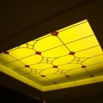 شیشه سقف سرویس بهداشتی شماره 4 نمای 2