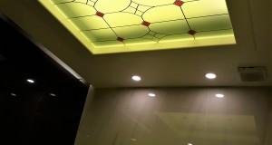 شیشه سقف سرویس بهداشتی شماره 4 نمای 1