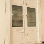 شیشه تزیینی و دکوراتیو درب کابینت ممبران (نمای 4)