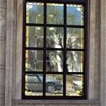 پنجره های شیشه ای استیندگلس نمای 3