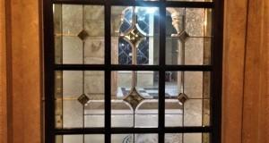 پنجره های شیشه ای استیندگلس نمای 4