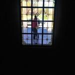 پنجره های شیشه ای استیندگلس نمای 9