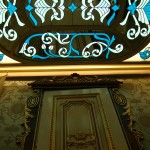 سقف شیشه ای استیند گلس سرویس بهداشتی میهمان نمای 8