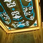 سقف شیشه ای استیند گلس سرویس بهداشتی میهمان نمای 10