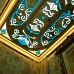 سقف شیشه ای استیند گلس سرویس بهداشتی میهمان نمای 11